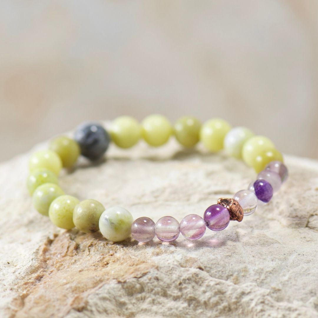 Nugget Flowing Springs Bracelet