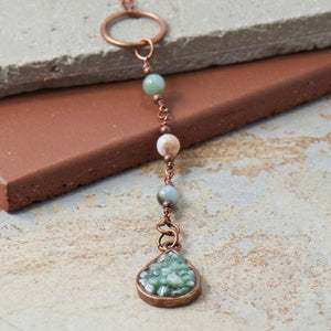 Harper Amazonite Necklace