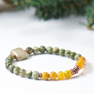 Limited Edition | Protective Gemstone Bracelet