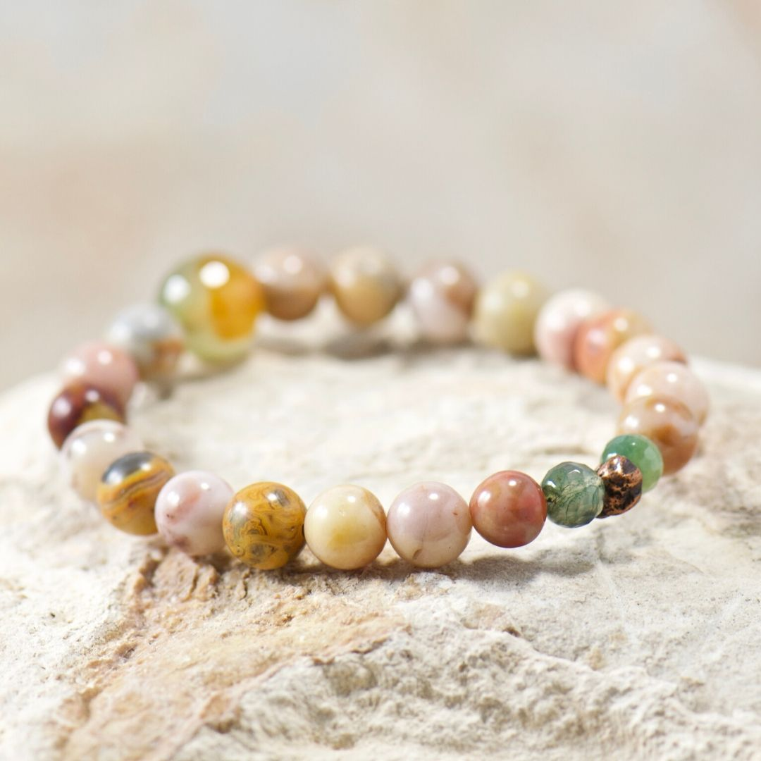 Nugget Mother Earth Bracelet