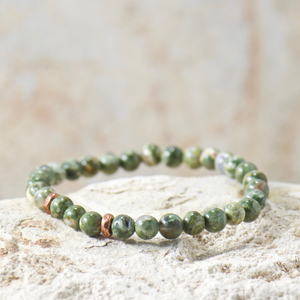Mini Growth | African Turquoise Bracelet