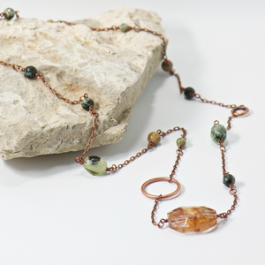 St Jacobs Well Soul Necklace