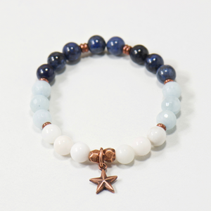 Copper Star Bracelet