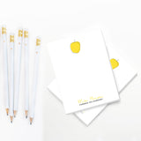 Apple Teacher Gift Notepad