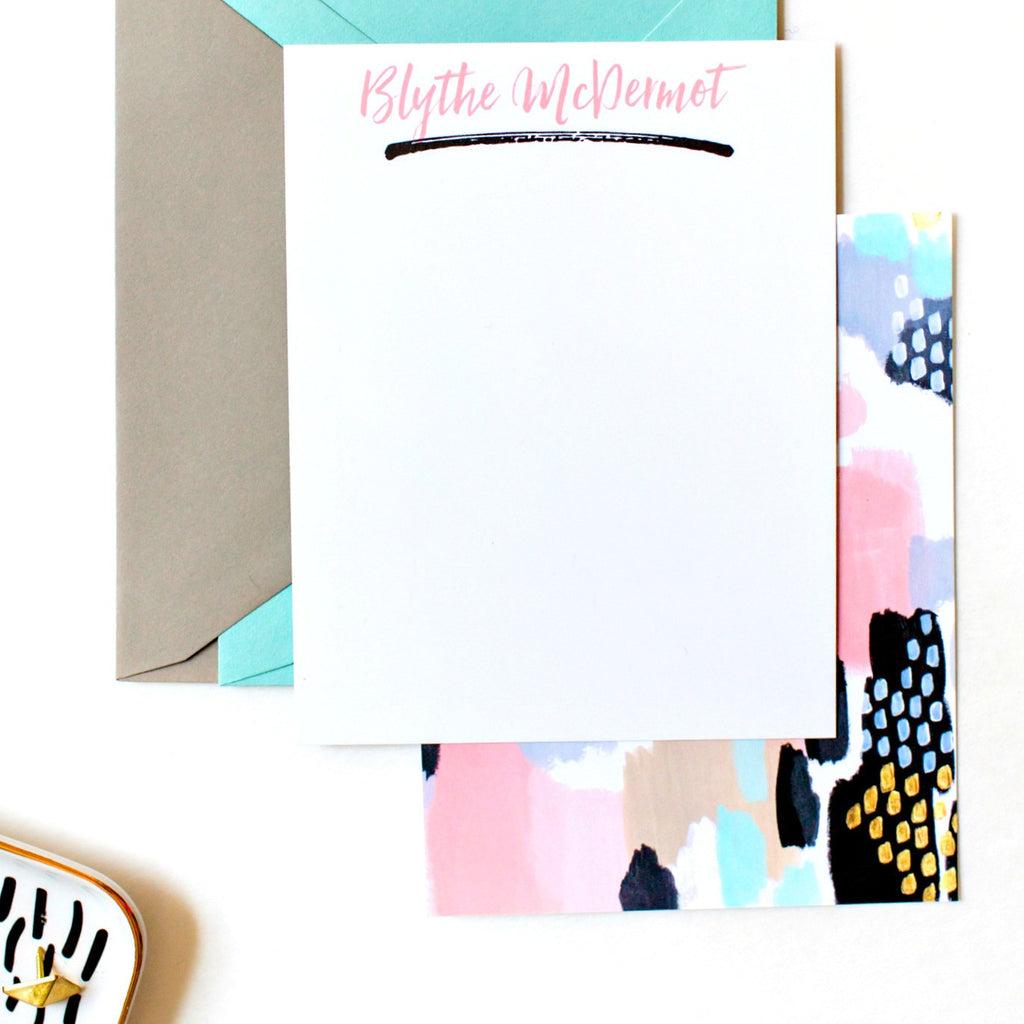 abstract, note card, thoughtfilled