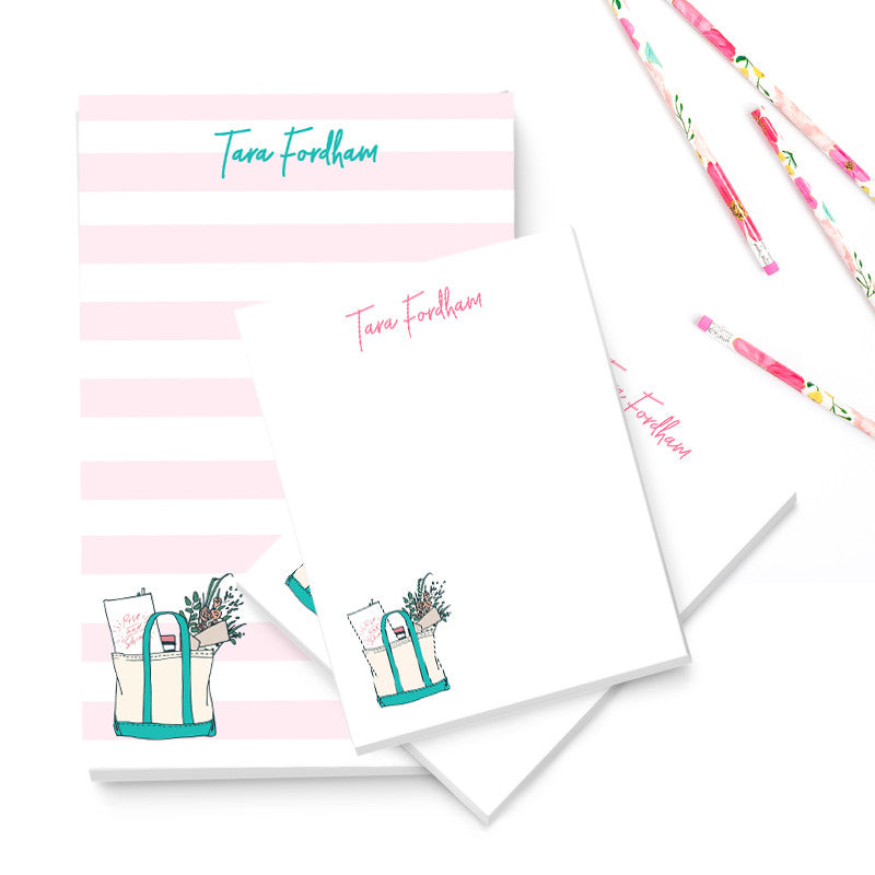 Floral Creative Stationery Set