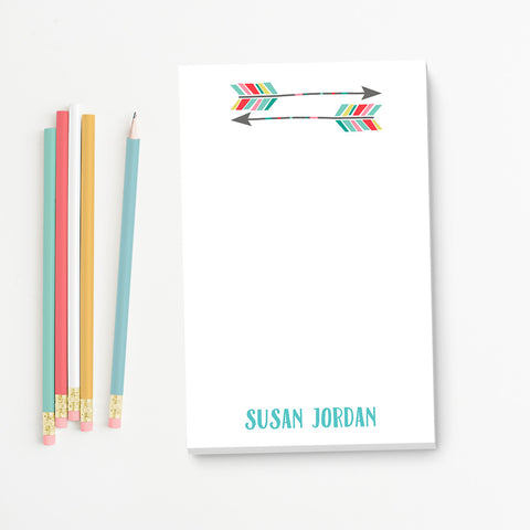 Tribal Personalized Notepad