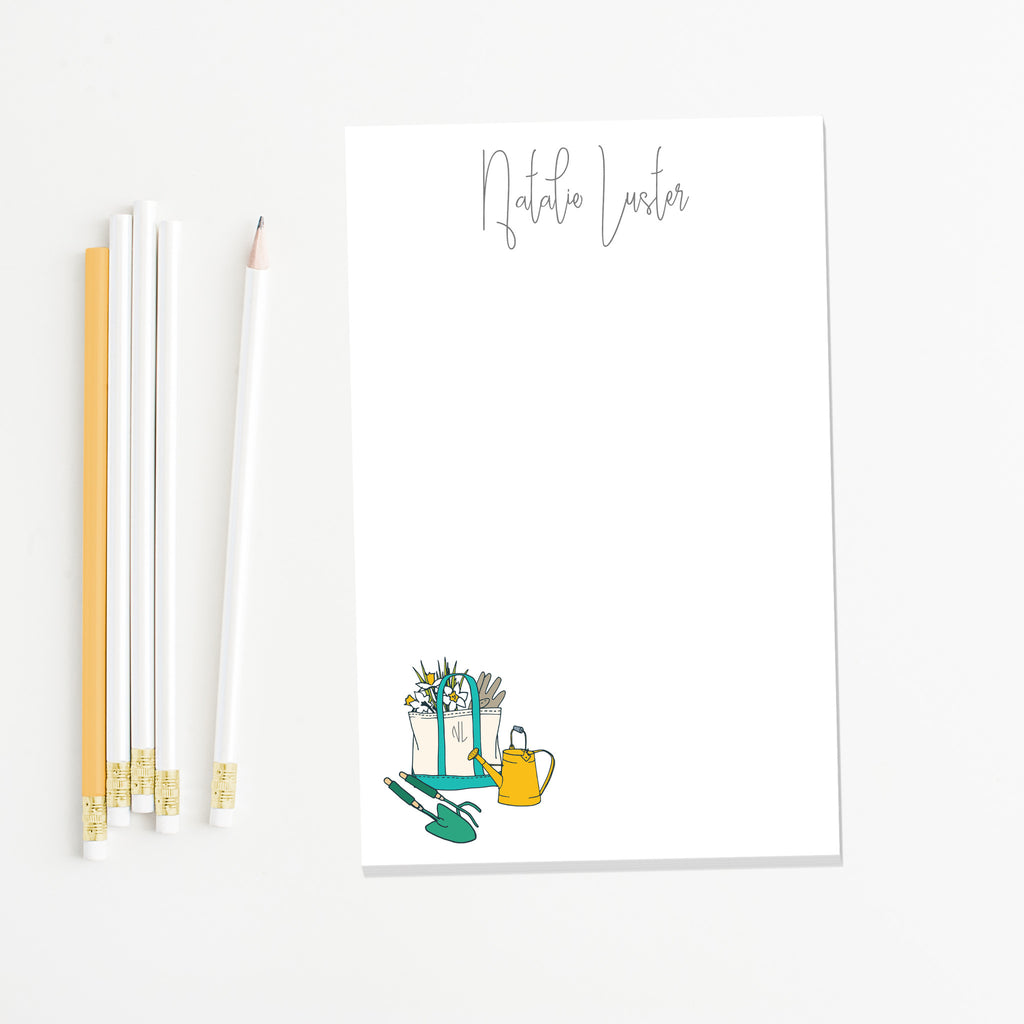 Garden Lover Notepad