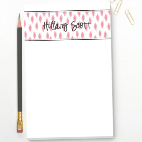 Spotty Personalized Notepad