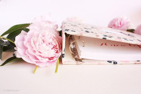 Chic Flora  Album - Our Story Paper Co.
