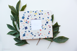 Chic Flora Modern Baby Book - Our Story Paper Co.