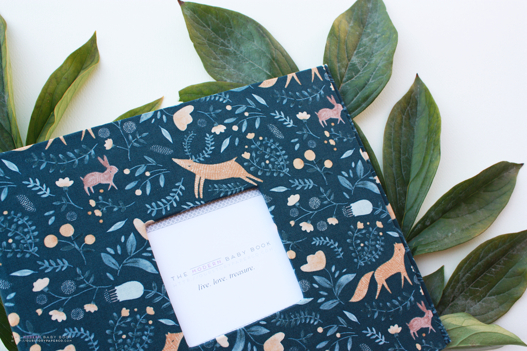 Wild at Heart Keepsake Album - Our Story Paper Co.