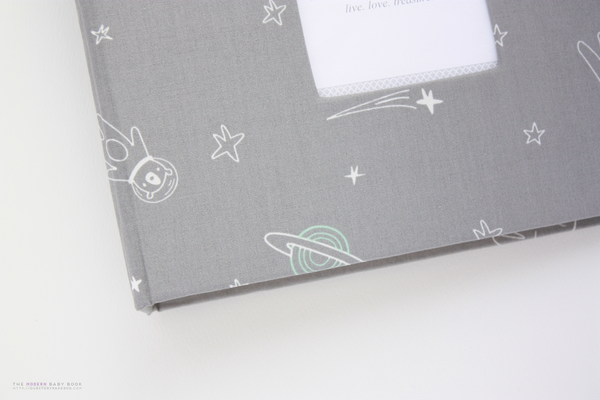 Grey Space Dreaming  Album - Our Story Paper Co.