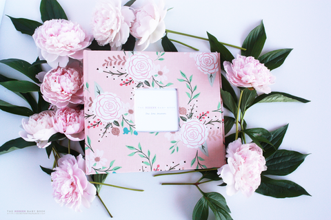 Pink Peonies  Album - Our Story Paper Co.
