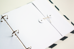 White Keepsake Envelopes for Keepsake Albums - Our Story Paper Co.