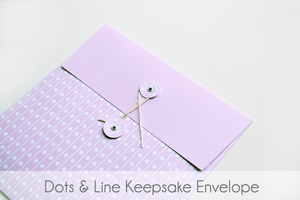 Mixed Bundle Keepsake Envelopes - Our Story Paper Co.