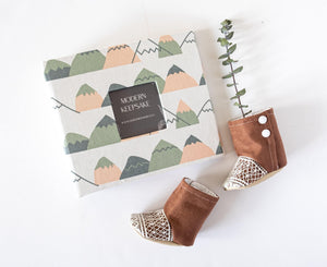 Colorado Mountains Keepsake Album - Our Story Paper Co.