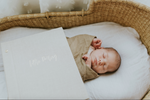 little darling modern baby book - Our Story Paper Co.