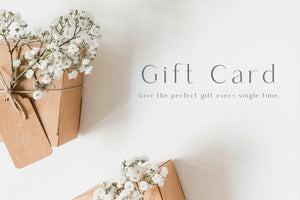 Gift Card - Our Story Paper Co.