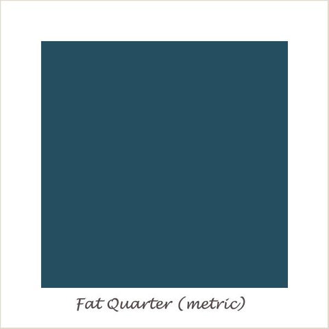 Devonstone Collection DC Solids Storm Blue Fat Quarter