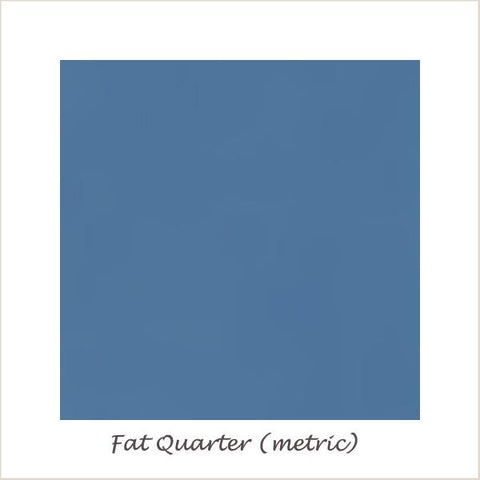 Devonstone Collection DC Solids Blue Fat Quarter