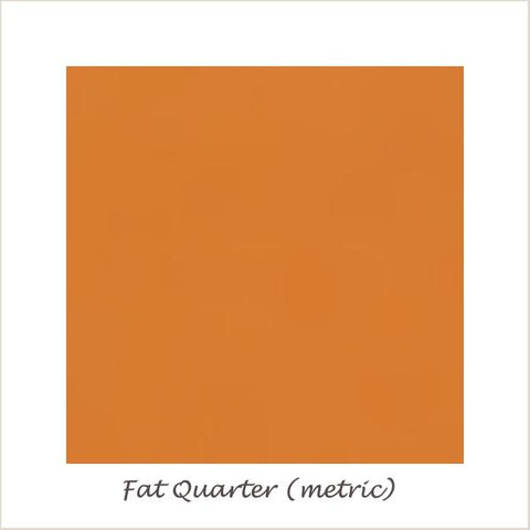 Devonstone Collection DC Solids Light Orange Fat Quarter