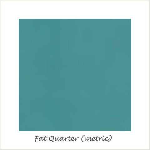 Devonstone Collection DC Solids Turquoise Fat Quarter