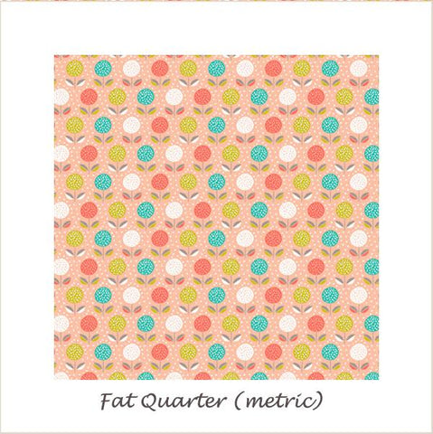 Fablewood  Buds & Bloom Fat Quarter