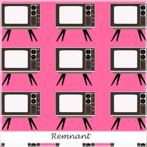 Geekly Chic  TV Hot Pink