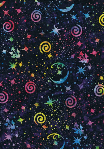 Magical-Garden-Batiks-Swirls-&-Stars-Multi
