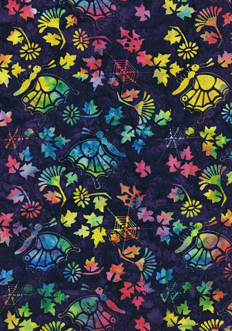 Magical-Garden-Batiks-Butterflies-Multi