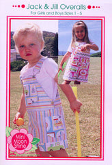 Mini Moon Shine  Jack & Jill  Overalls
