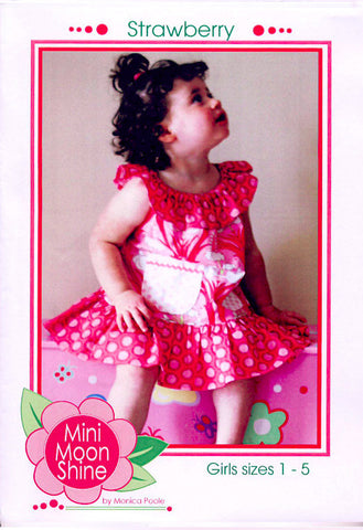 Mini Moon Shine  Strawberry  Dress