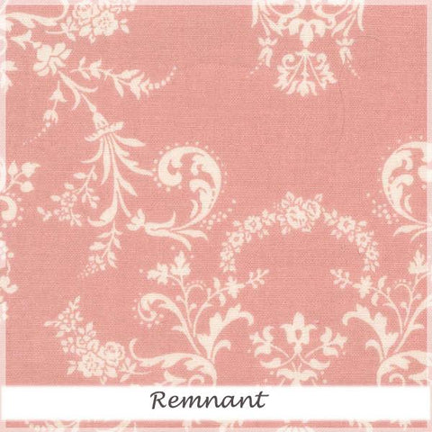Rococo & Sweet  Damask Pink