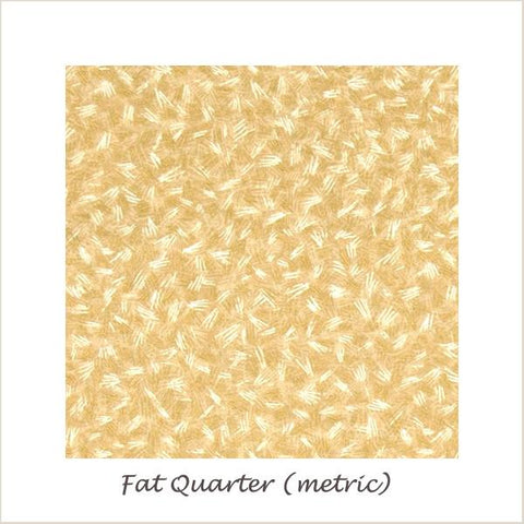 Shades of the Season Metallic Hash Natural 16046-14 Fat Quarter