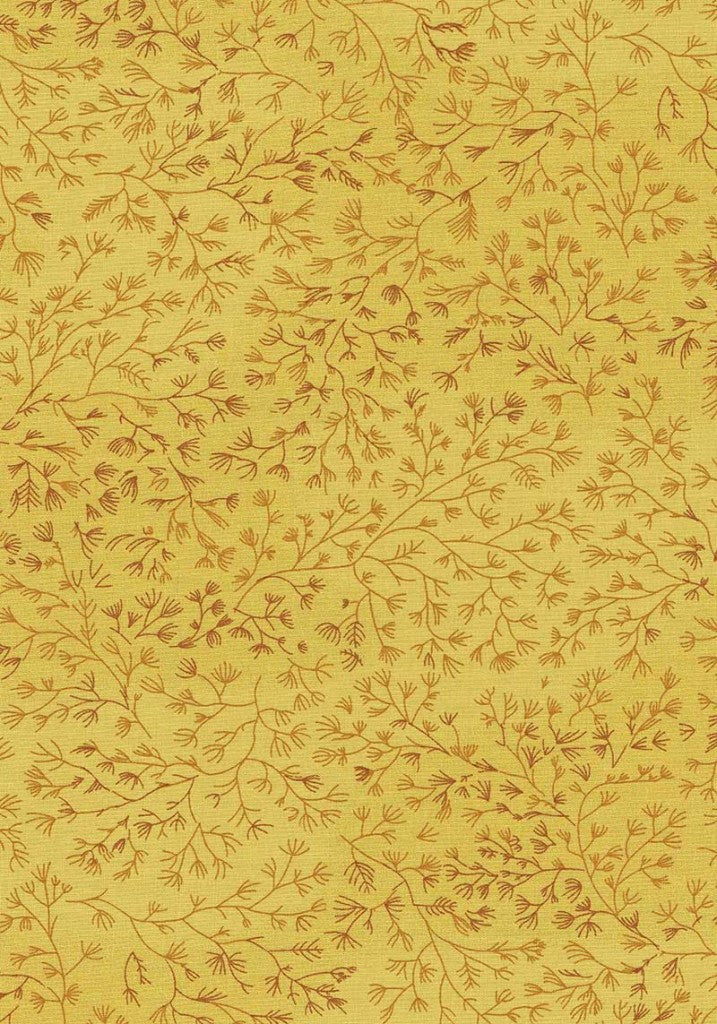 Sherwood-Quilt-Backing-Mustard