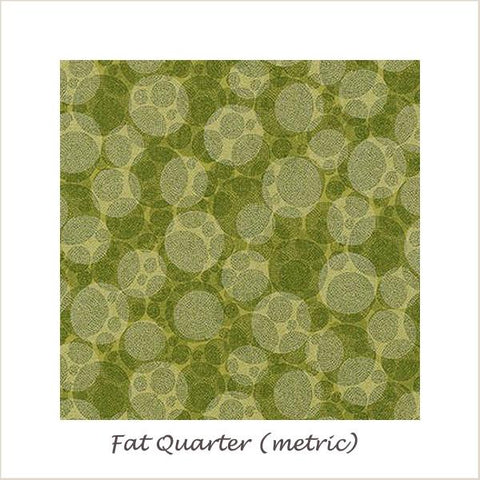 Texture Spectrum 15823-47 Grass Textured Bubbles Fat Quarter