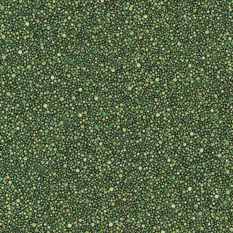 Texture Spectrum 15828-47 Grass GreenDots