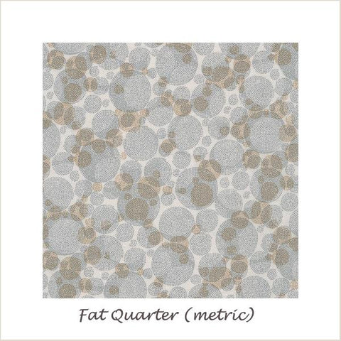 Texture Spectrum 15823-155 Stone Textured Bubbles Fat Quarter