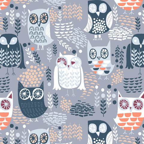 The Big Chill Grey Night Owls