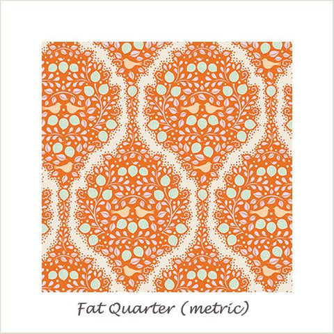 Tilda Lemon Tree Lemonade Ginger Fat Quarter