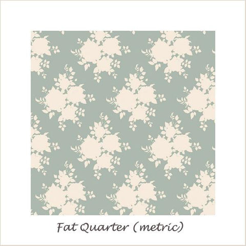 Tilda Sally Bluegreen Fat Quarter
