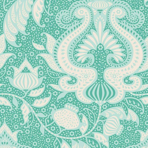 Tilda SunKiss Ocean Flower Teal