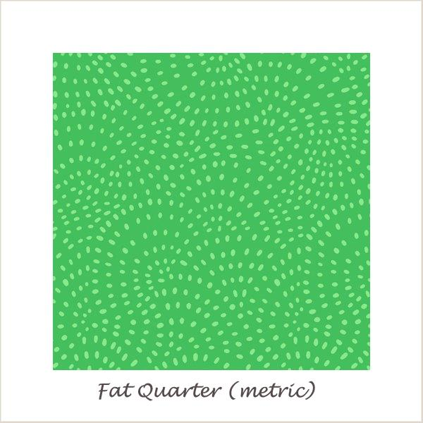 Twist Kiwi Fat Quarter