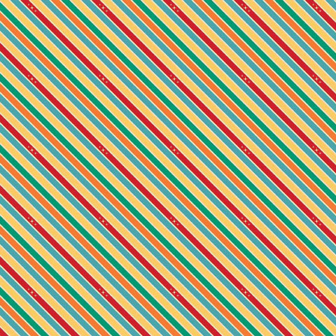 Unicorns & Rainbows  Unicorn Stripe Multi