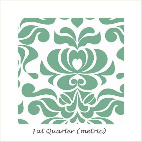 Valencia Damask Green FQ