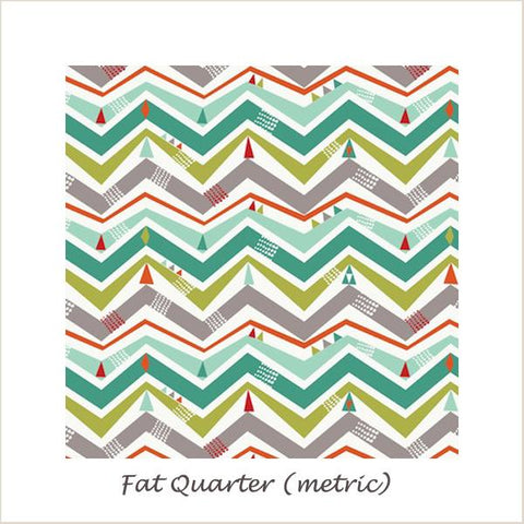 Wildwood  Chevron1041 Fat Quarter