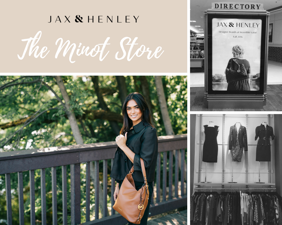 Jax & Henley The Minot Store