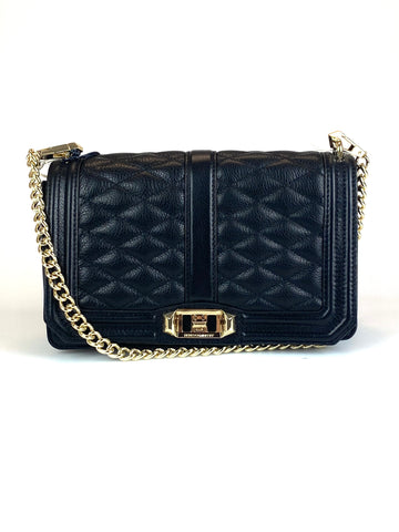 Rebecca Minkoff Love Crossbody Black