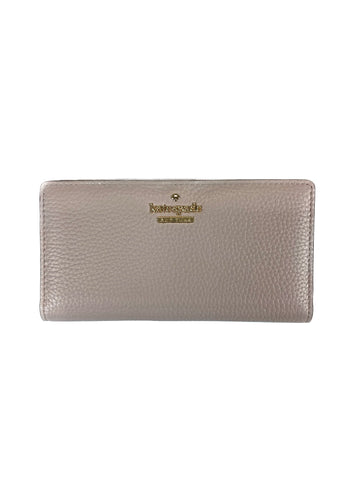 Kate Spade Wallet Stacy Bone Grey